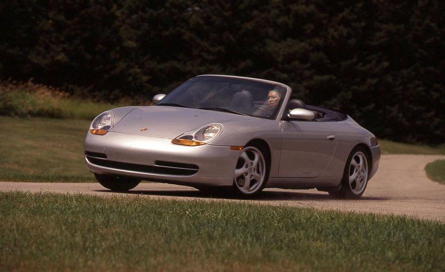 1999 Porsche 911 Carrera Cabriolet - Slide 1
