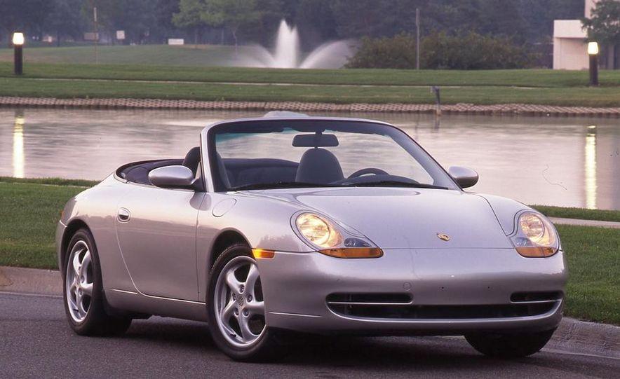 1999 Porsche 911 Carrera Cabriolet - Slide 2