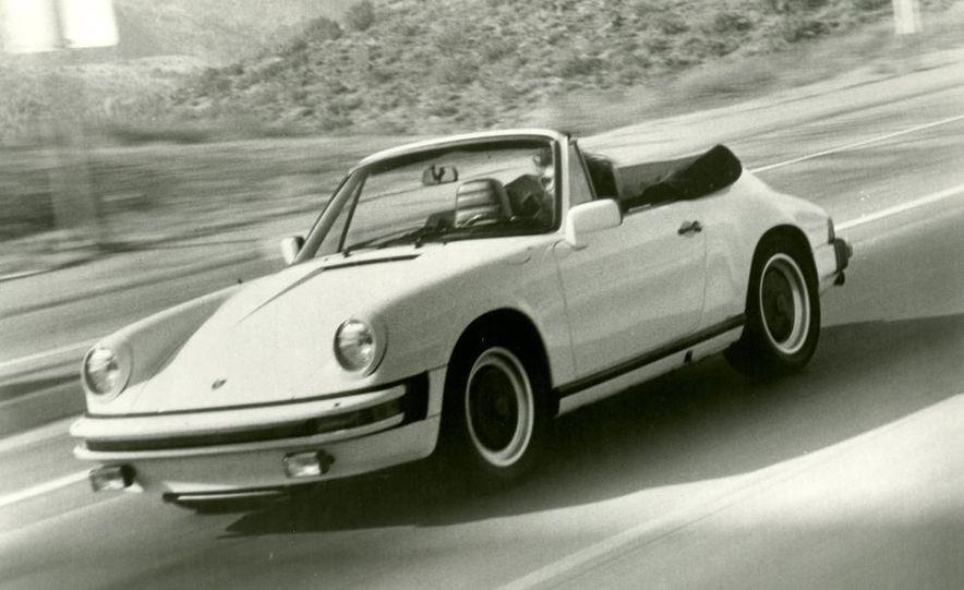 Porsche 911SC Cabriolet - Slide 1