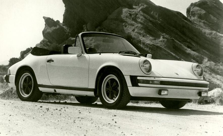 Porsche 911SC Cabriolet - Slide 2