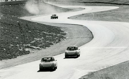 1972 Porsche 911 T Coupe vs. 911 E Targa, 911 S Coupe