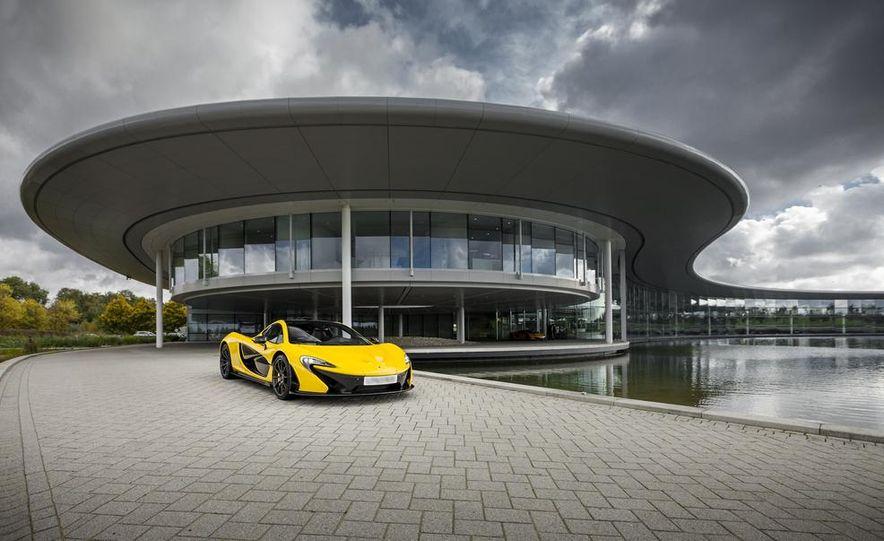 2014 McLaren P1 - Slide 1