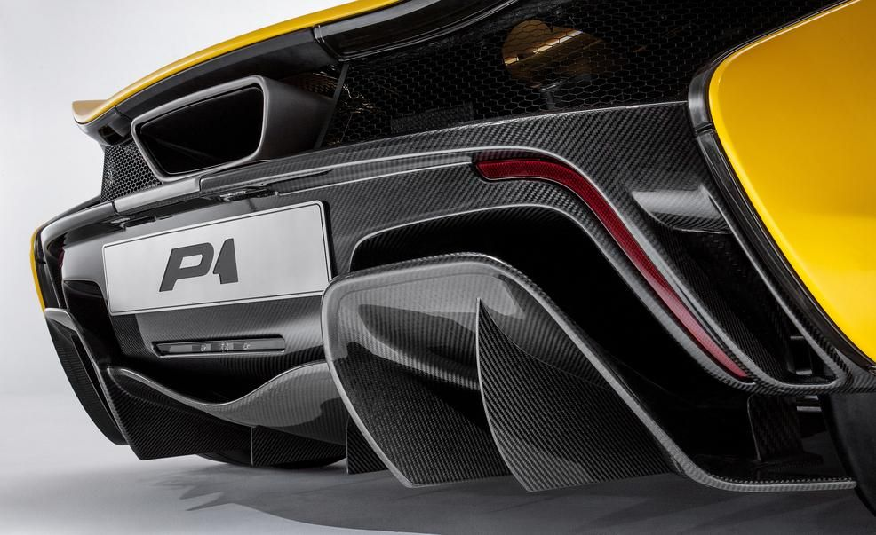 2014 Mclaren P1 Reviews Mclaren P1 Price Photos And Specs Car