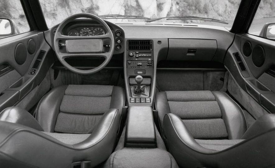 1985 Porsche 928S - Slide 29