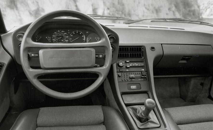 1985 Porsche 928S - Slide 30