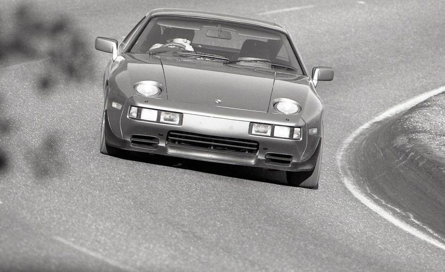 1985 Porsche 928S - Slide 6