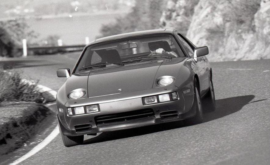 1985 Porsche 928S - Slide 10