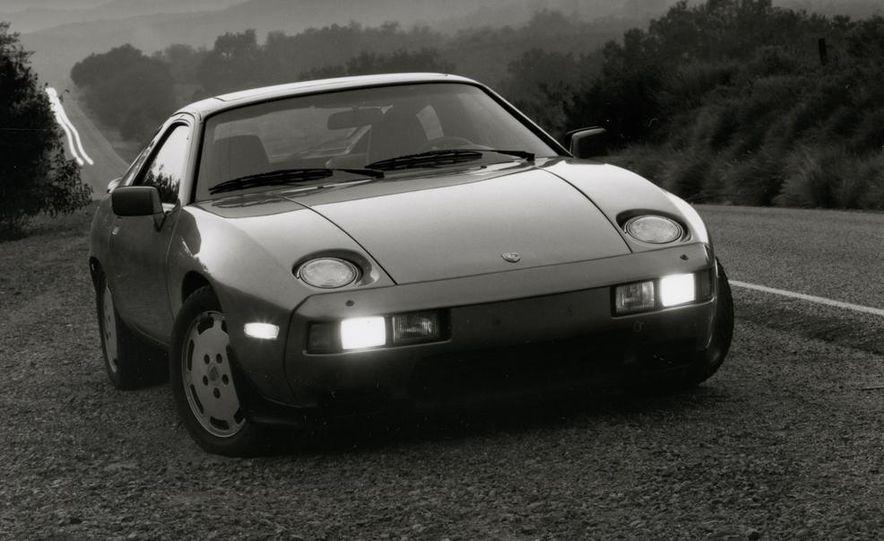1985 Porsche 928S - Slide 14