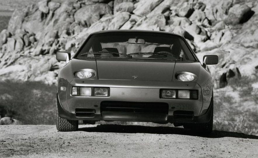 1985 Porsche 928S - Slide 16
