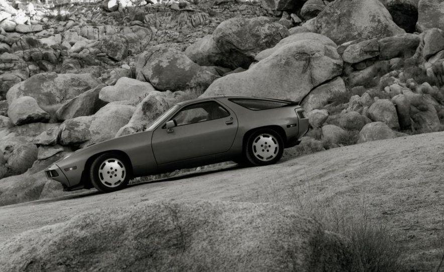 1985 Porsche 928S - Slide 17