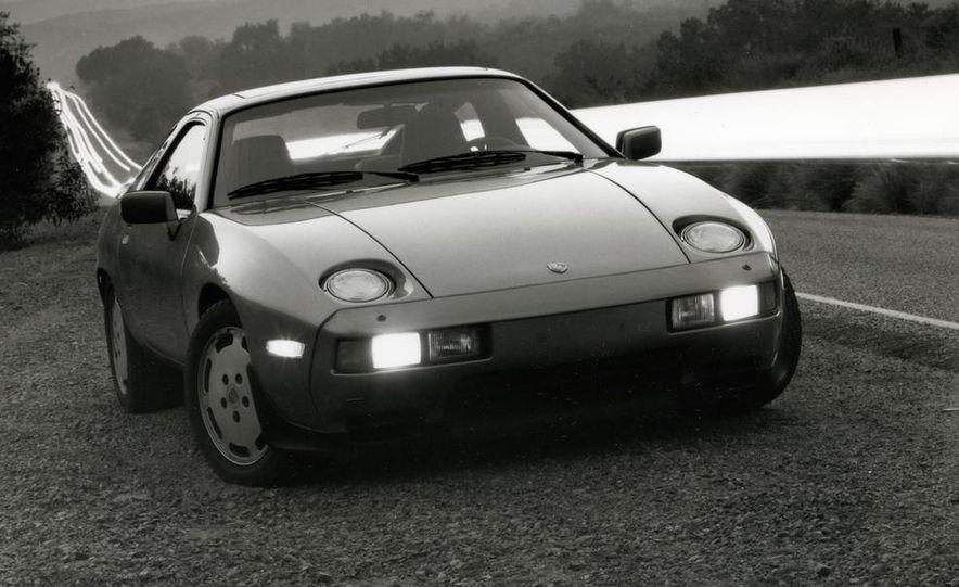 1985 Porsche 928S - Slide 18