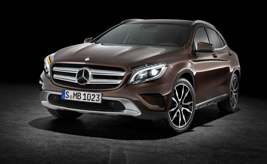 Mercedes-Benz GLA Edition 1 - Slide 11