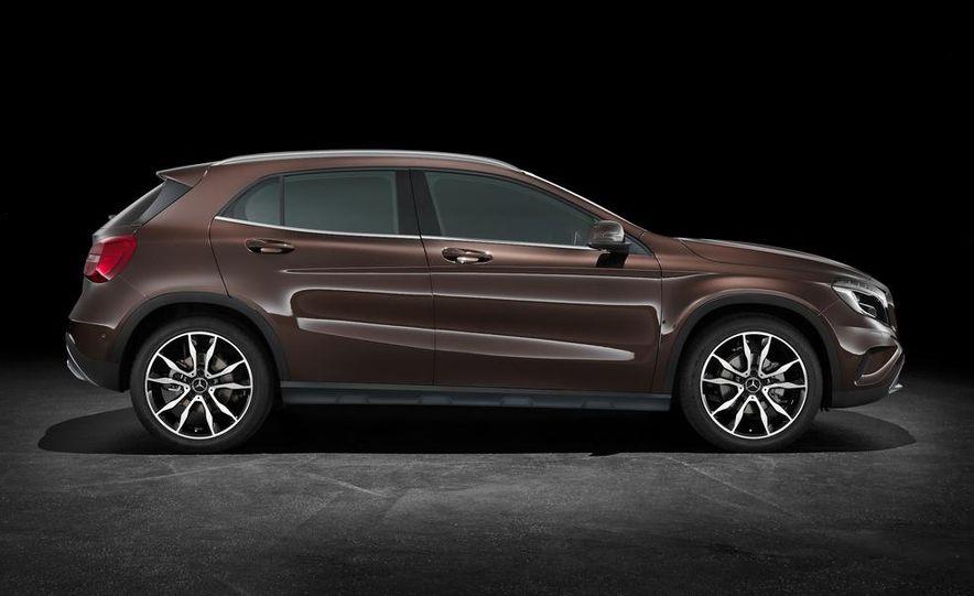 Mercedes-Benz GLA Edition 1 - Slide 12
