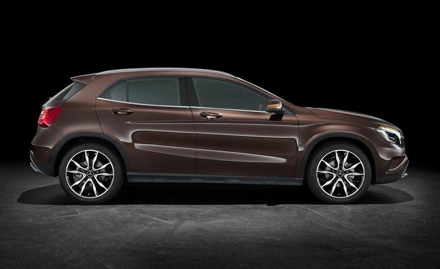 Mercedes-Benz GLA Edition 1 - Slide 13