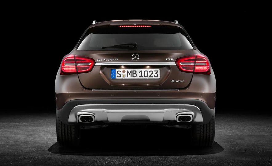 Mercedes-Benz GLA Edition 1 - Slide 17