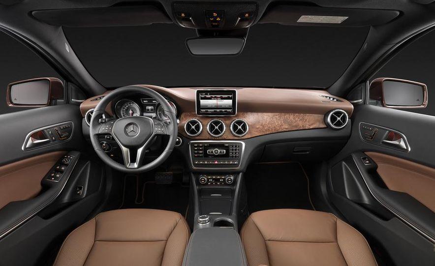 Mercedes-Benz GLA Edition 1 - Slide 18