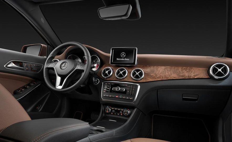 Mercedes-Benz GLA Edition 1 - Slide 22