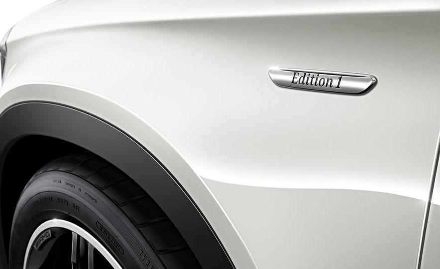 Mercedes-Benz GLA Edition 1 - Slide 7