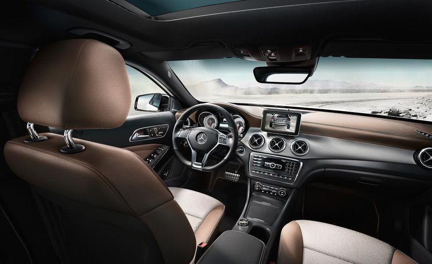 Mercedes-Benz GLA Edition 1 - Slide 3