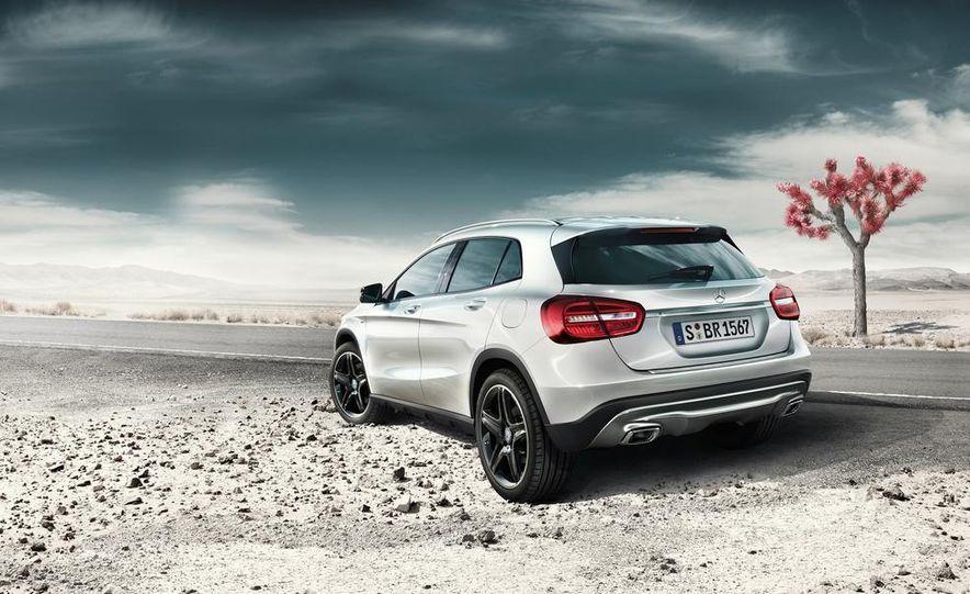 Mercedes-Benz GLA Edition 1 - Slide 2