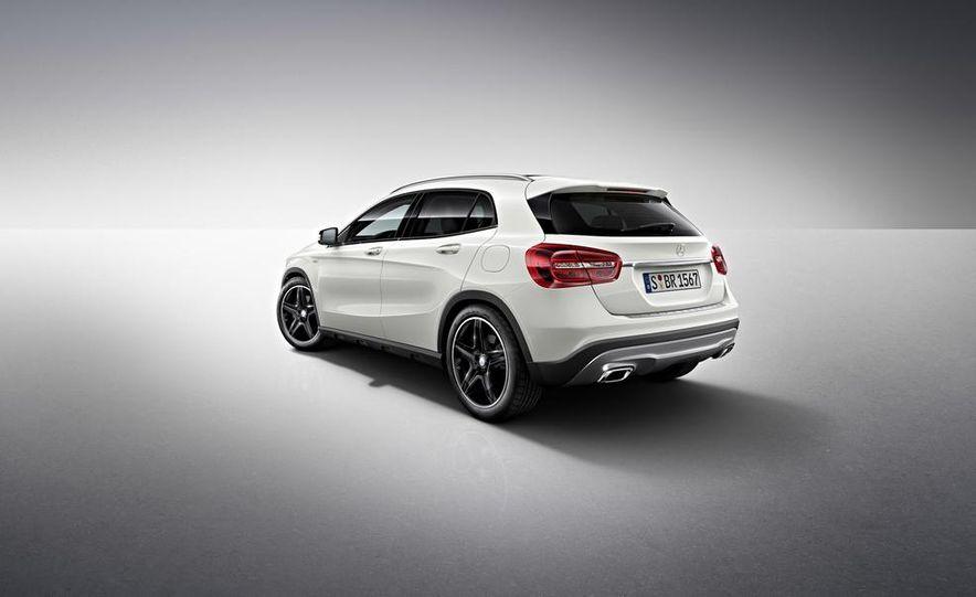 Mercedes-Benz GLA Edition 1 - Slide 4