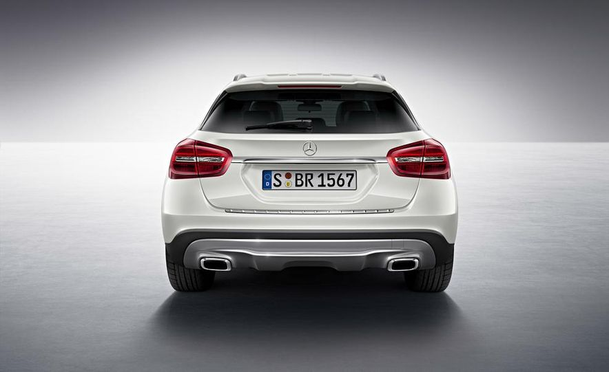 Mercedes-Benz GLA Edition 1 - Slide 5