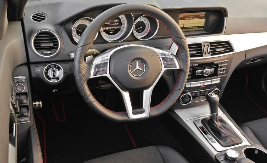 2014 Mercedes-Benz C250 - Slide 12