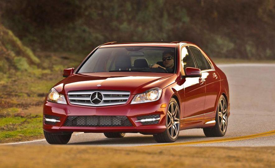 2014 Mercedes-Benz C250 - Slide 1