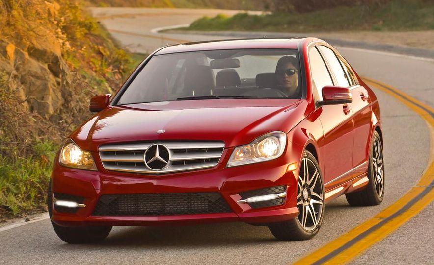 2014 Mercedes-Benz C250 - Slide 2