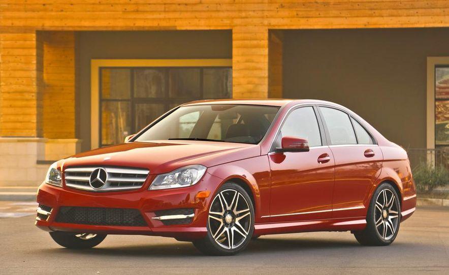 2014 Mercedes-Benz C250 - Slide 5