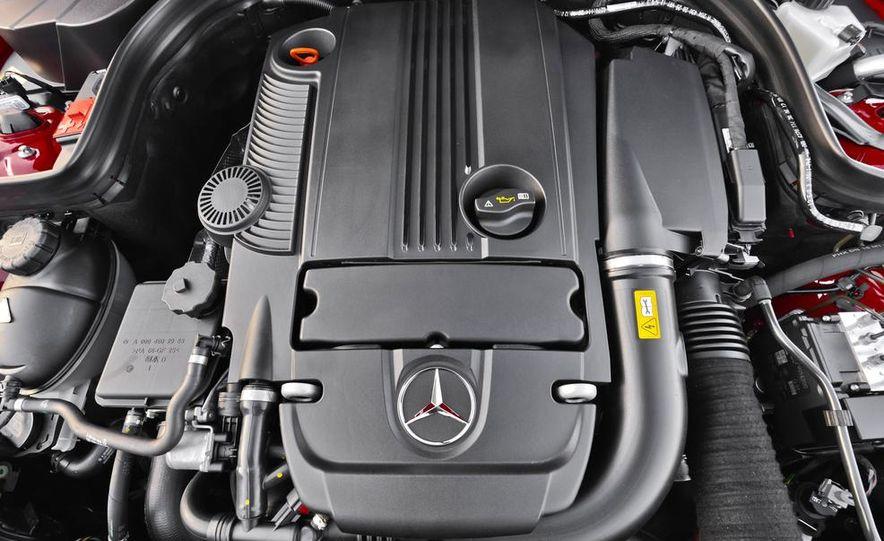 2014 Mercedes-Benz C250 - Slide 15