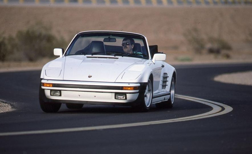 Porsche 911 Turbo Cabriolet Slant Nose - Slide 1
