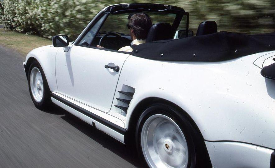 Porsche 911 Turbo Cabriolet Slant Nose - Slide 3