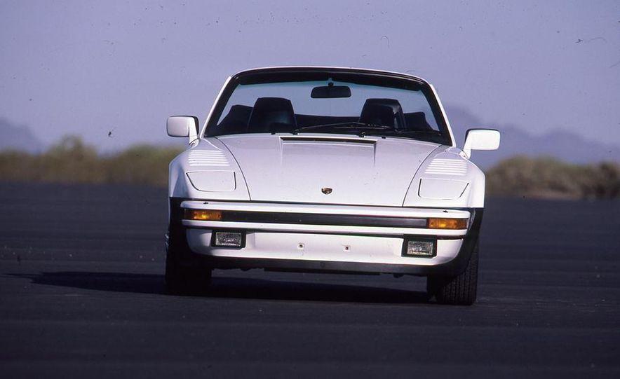 Porsche 911 Turbo Cabriolet Slant Nose - Slide 5