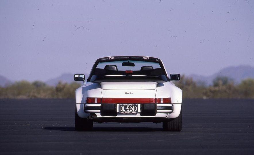 Porsche 911 Turbo Cabriolet Slant Nose - Slide 7