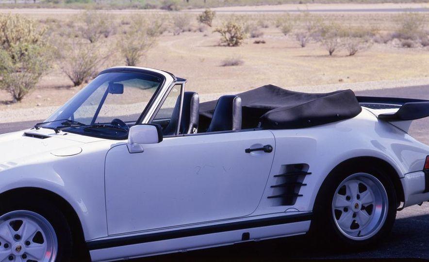 Porsche 911 Turbo Cabriolet Slant Nose - Slide 11