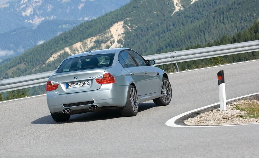 2015 BMW M3 sedan (spy photo) - Slide 27