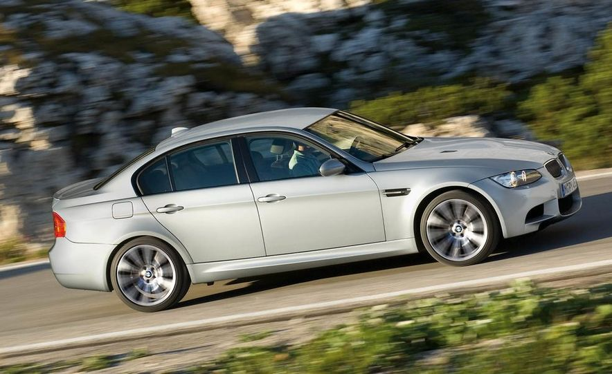 2015 BMW M3 sedan (spy photo) - Slide 28