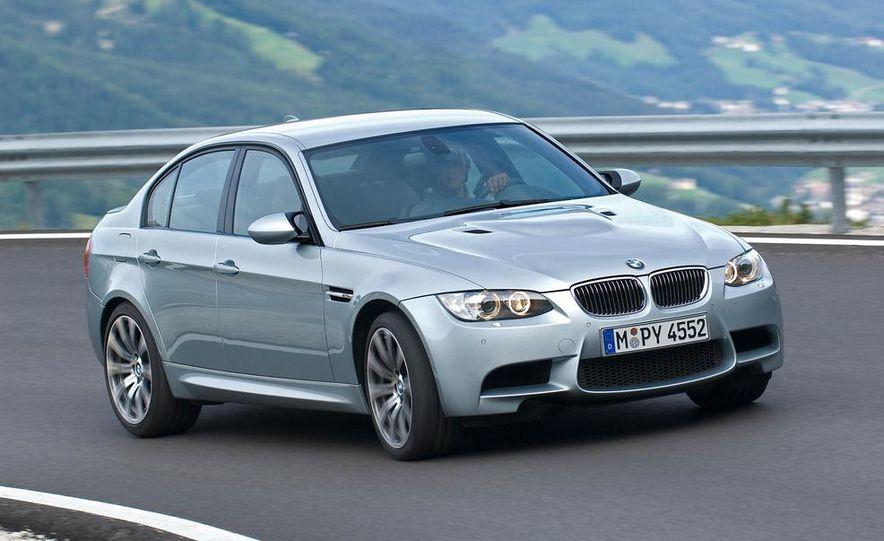 2015 BMW M3 sedan (spy photo) - Slide 26