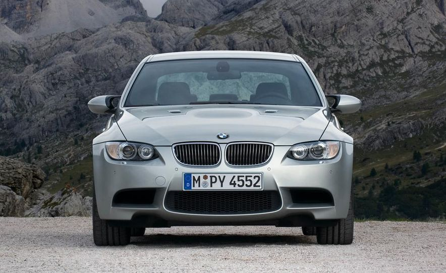 2015 BMW M3 sedan (spy photo) - Slide 30