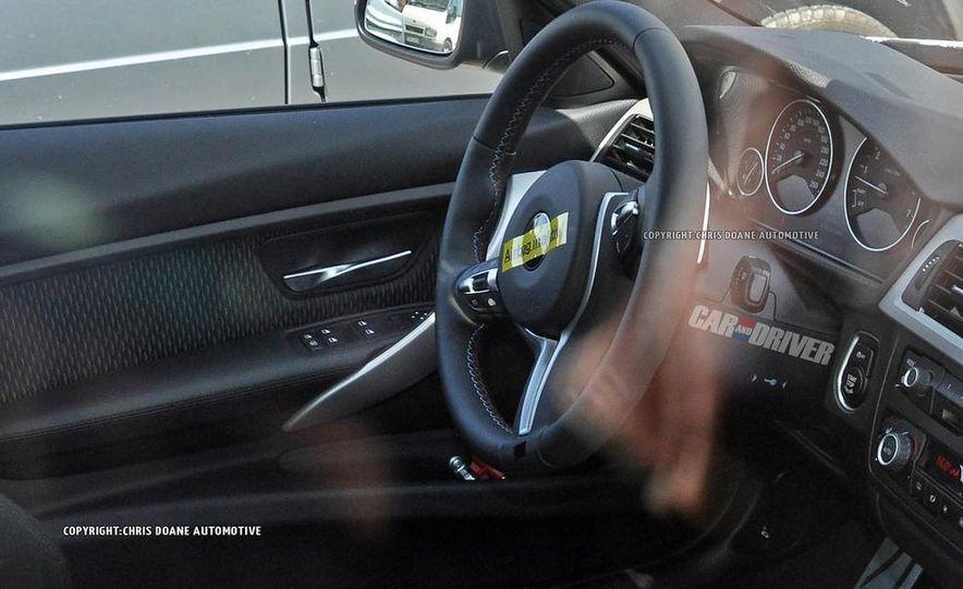 2015 BMW M3 sedan (spy photo) - Slide 24