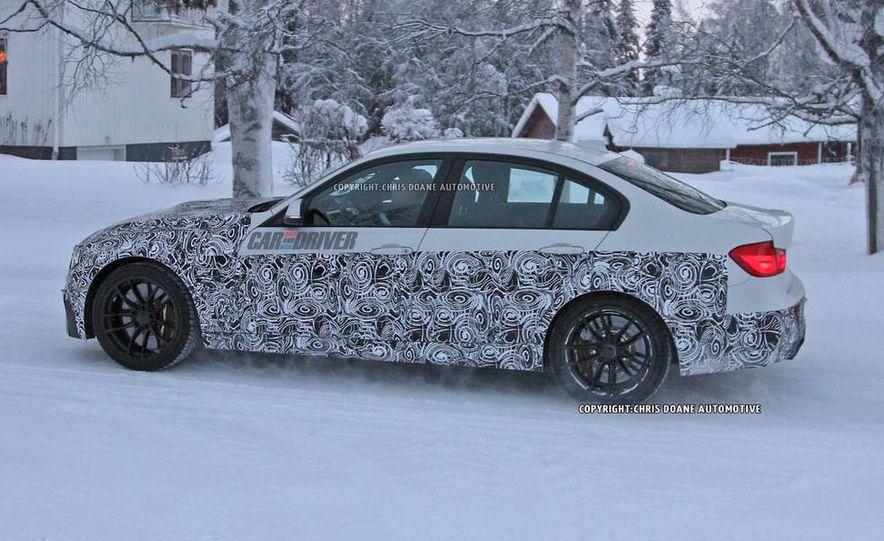 2015 BMW M3 sedan (spy photo) - Slide 20
