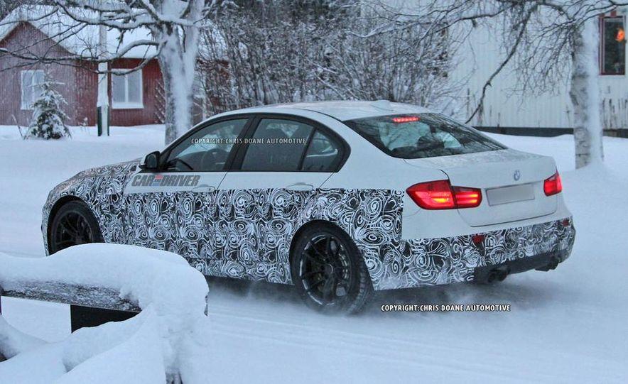 2015 BMW M3 sedan (spy photo) - Slide 21