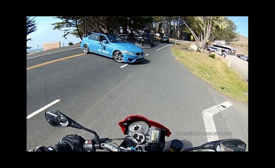 2015 BMW M3 sedan (spy photo) - Slide 4