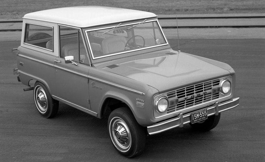 1970 Ford Bronco - Slide 1