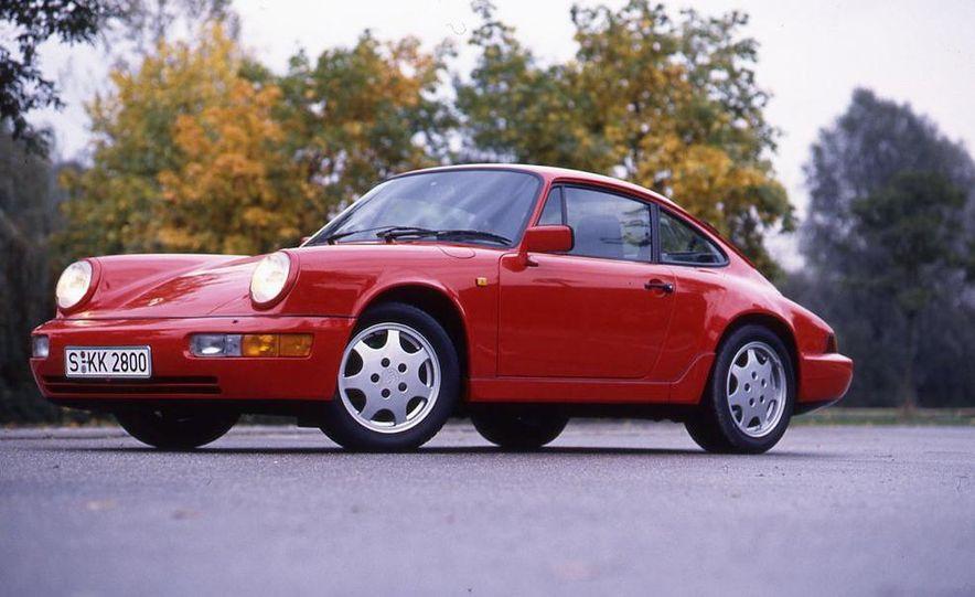 1990 Porsche 911 Carrera - Slide 3