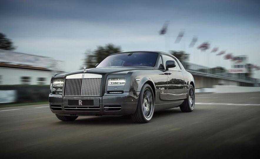 Rolls-Royce Bespoke Chicane Phantom Coupé - Slide 1
