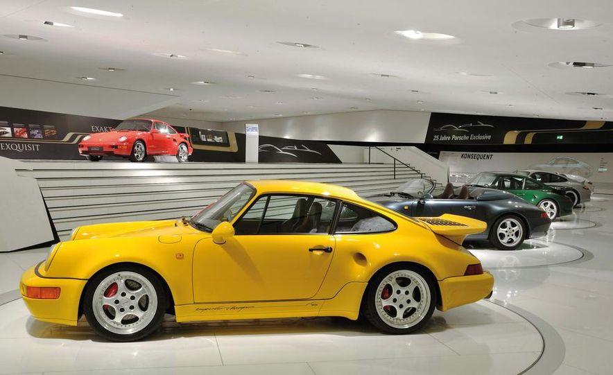 Procuring Porsches - Slide 1