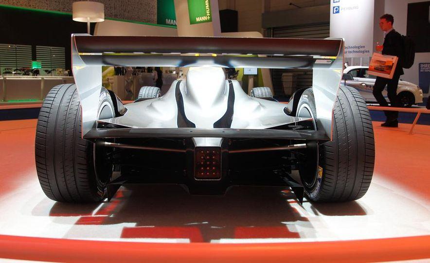 Spark-Renault SRT_01E Formula E race car - Slide 9