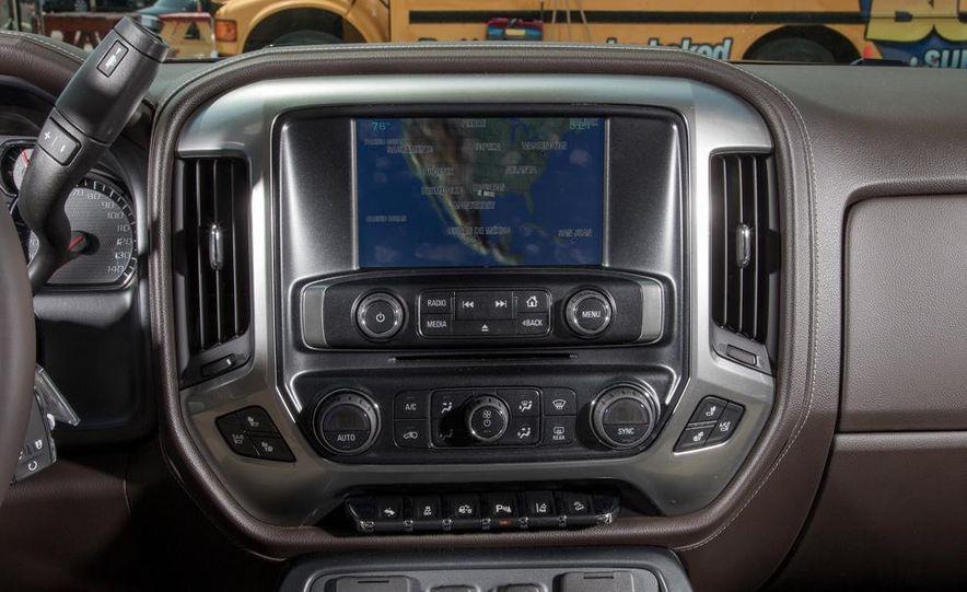 2014 Chevrolet Silverado High Country - Slide 26